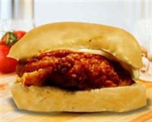 22. Chicken Parm Burger