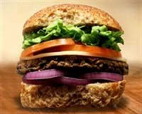 17. Black Bean Burger