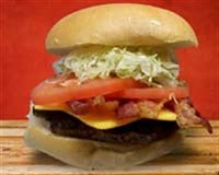 3. Bacon Cheese Burger