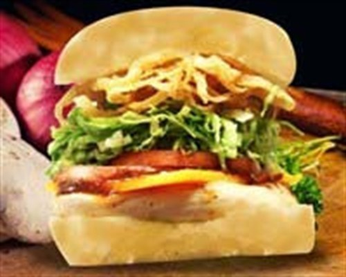 14. BBQ Chicken Burger
