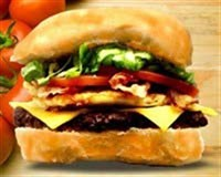 12. Bacon Royal Burger
