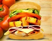15. Teriyaki Chicken Burger