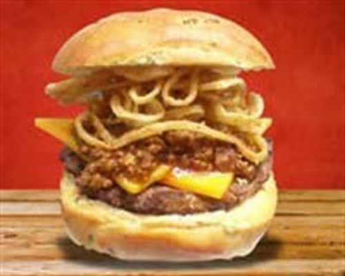 32. Spicy Chili Burger